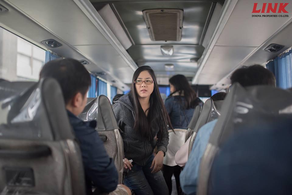 คณะผู้จัดการโครงการ บริษัทลิงค์ฯ เดินทางพักผ่อนที่ประเทศฮ่องกง