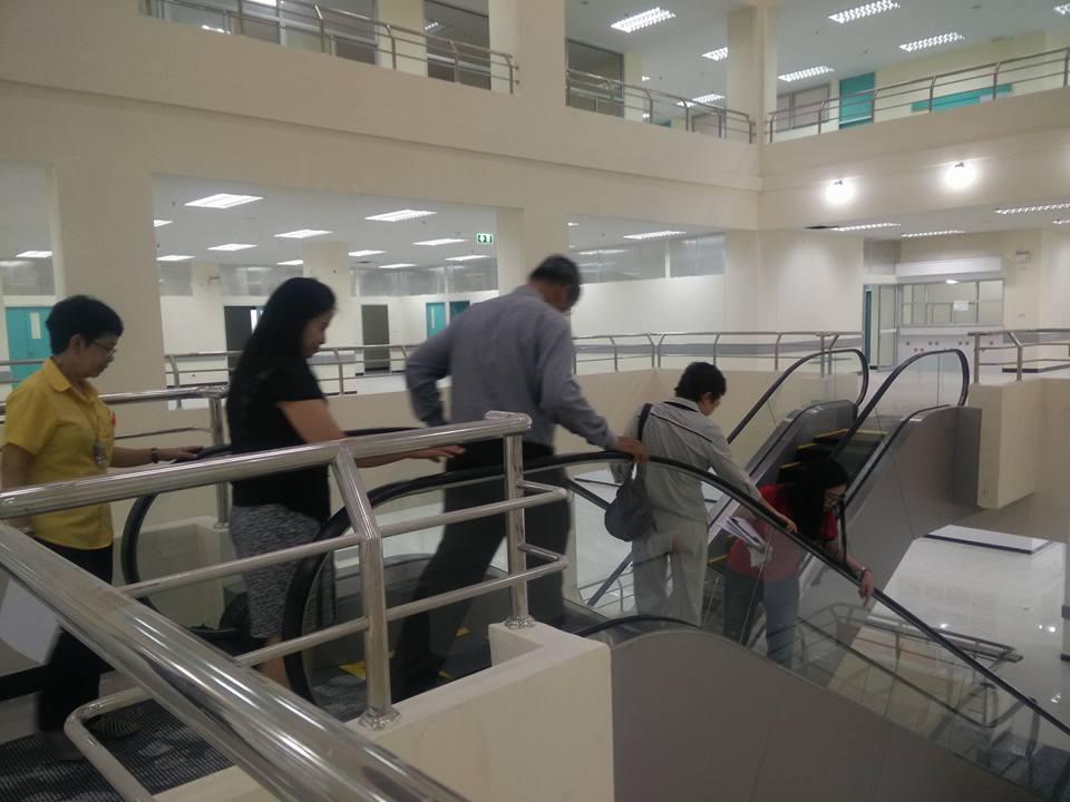 คณะกรรมการจากโรงพยาบาลนครพิงค์ อ.แม่ริม จ.เชียงใหม่ ลงตรวจสอบหน้างาน