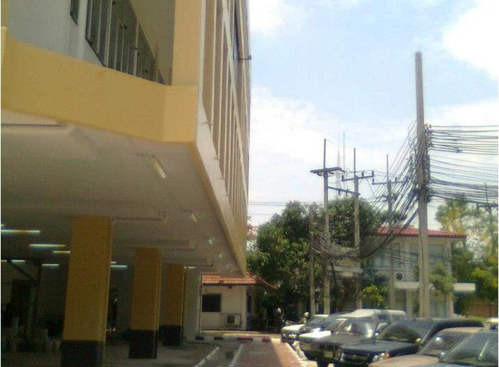อาคารที่ทำการกองบังคับการสืบสวนสอบสวน ตำรวจภูธรภาค5