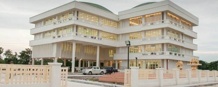 อาคารสำนักงานสรรพากรพื้นที่อ่างทอง