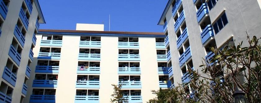 ห้วยแก้วอพาร์เมนท์ สูง 8 ชั้น