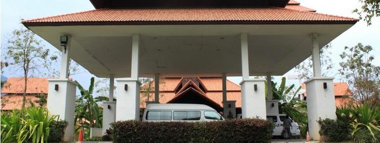 โรงแรมกรีนเลค รีสอร์ท