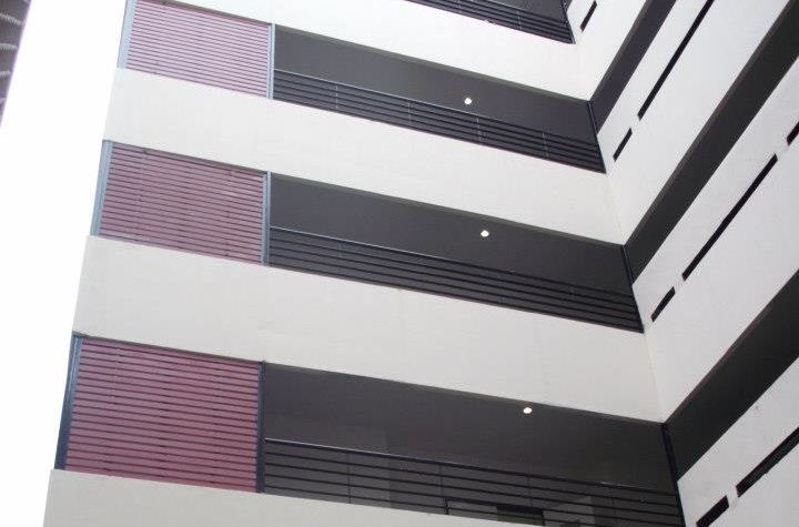 อาคารเรียนรวมบริหารธุรกิจและศิลปศาสตร์ มทร.ล้านนาหัวยแก้ว