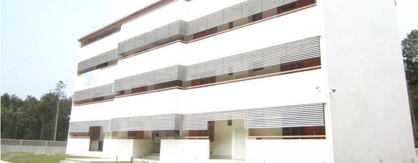 อาคารหอพัก คสล. 3 ชั้น จอมทอง มทร. ล้านนา