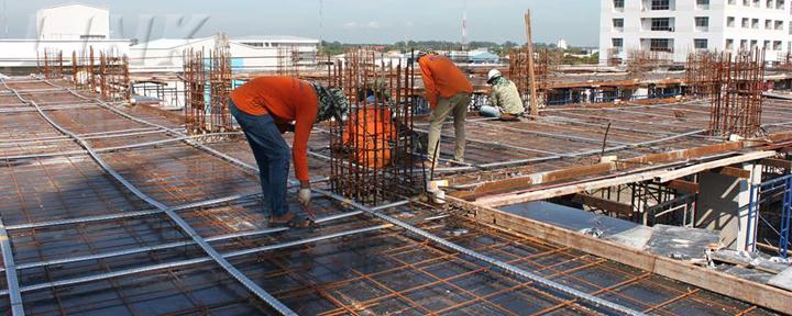 โครงการก่อสร้าง อาคารศูนย์บริการโรคหัวใจ  มะเร็ง และวินิจฉัยรักษา  โรงพยาบาลสระบุรี