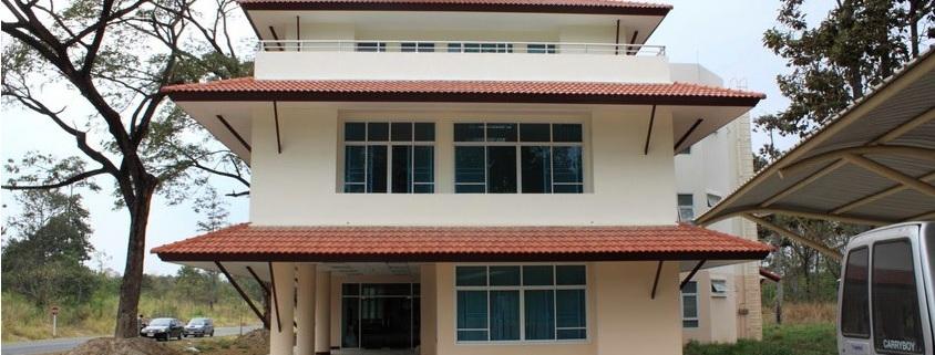 อาคารศูนย์วิชาการและบริการข้อมูลพลังงานภูมิภาคที่ 10