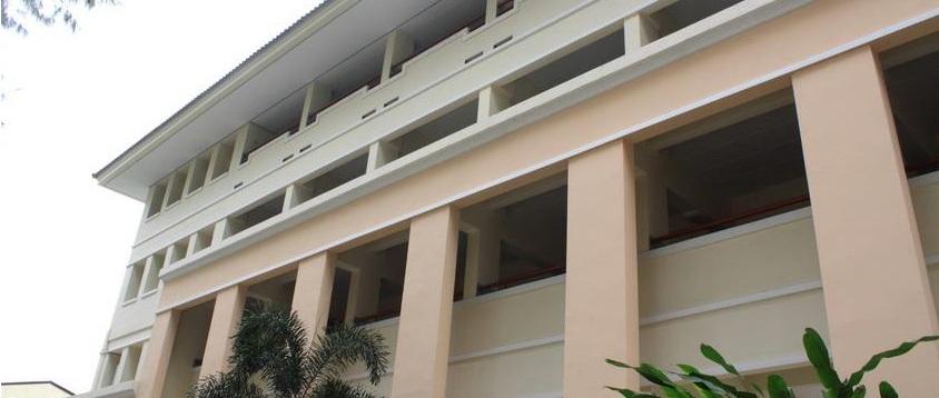 อาคารเรียน คสล.4ชั้น แบบ 324ล โรงเรียนสันกำแพง