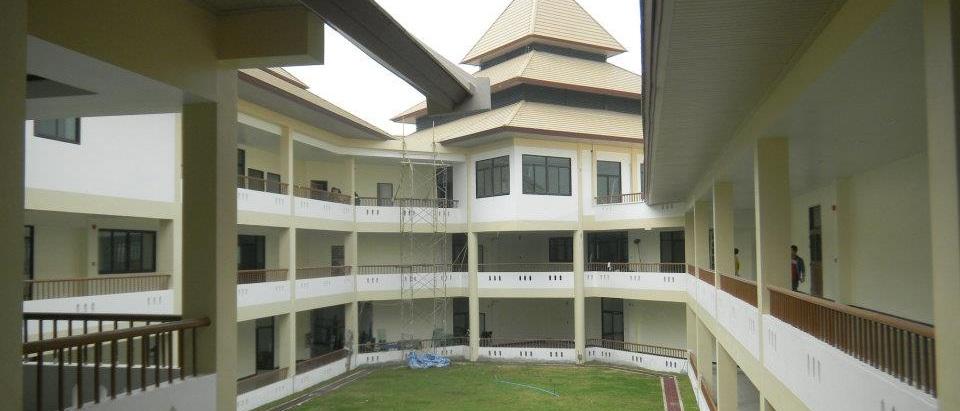 อาคารสำนักงานองค์การบริหารส่วนจังหวัดสุโขทัยและอาคารประกอบ