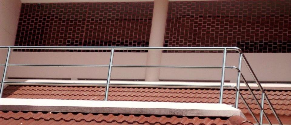 อาคารอเนกประสงค์ 5 ชั้น โรงเรียนกาวิละอนุกูล