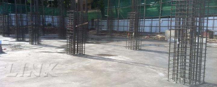 โครงการก่อสร้าง อาคารบริการบำบัดรักษา 5 ชั้น โรงพยาบาลนครพิงค์